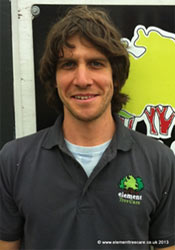 chris - element tree care company owner